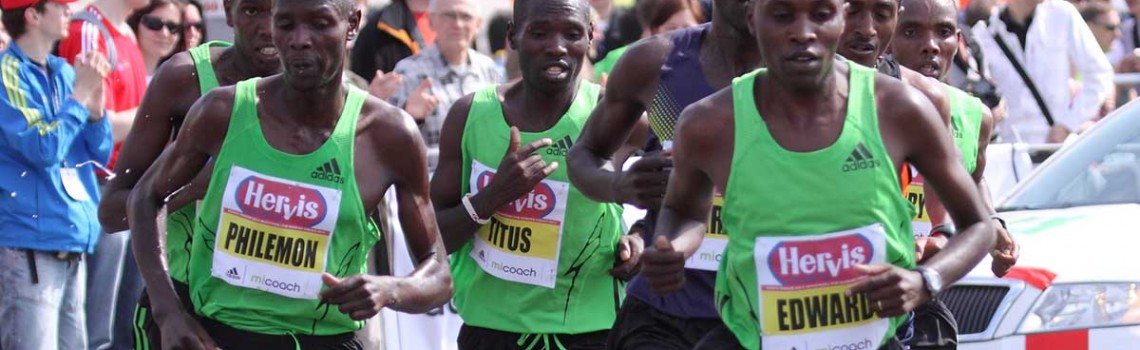 Running with the Kenyans – Adharanand Finn