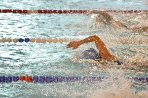 Dietary risks in young elite swimmers.