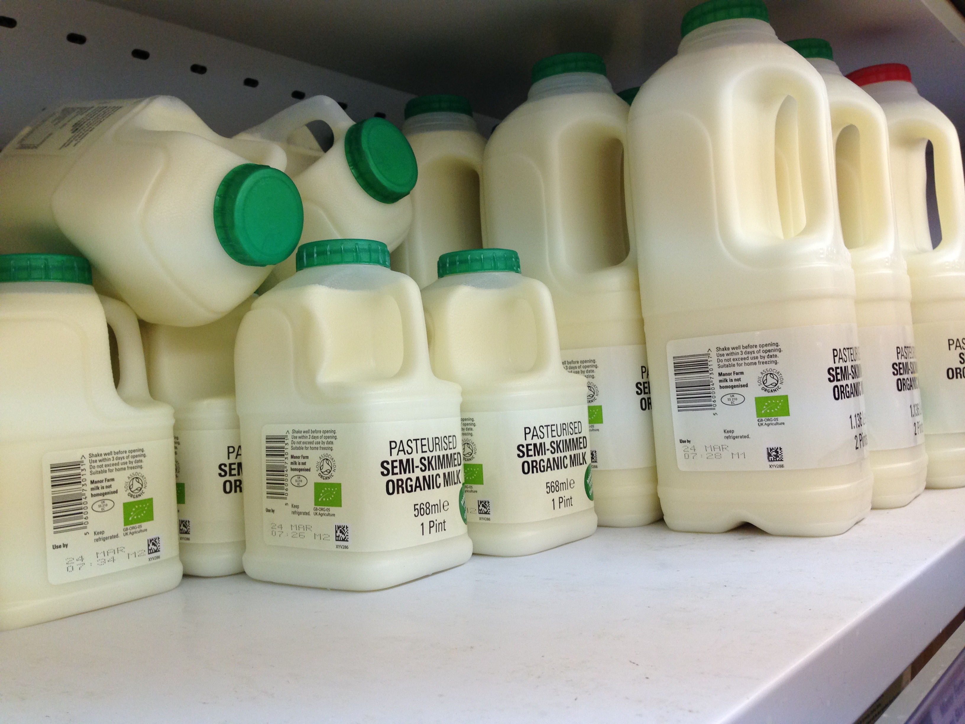 is milk healthy for you Cow's milk is typically fortified with vitamin d, and you need vitamin d to absorb calcium however, there's no fiber in cow's milk and the amount of fat is variable, including saturated fat.