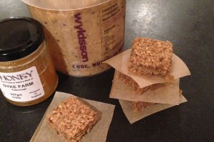 Banana and Nut Butter Bars – Tournament Nutrition