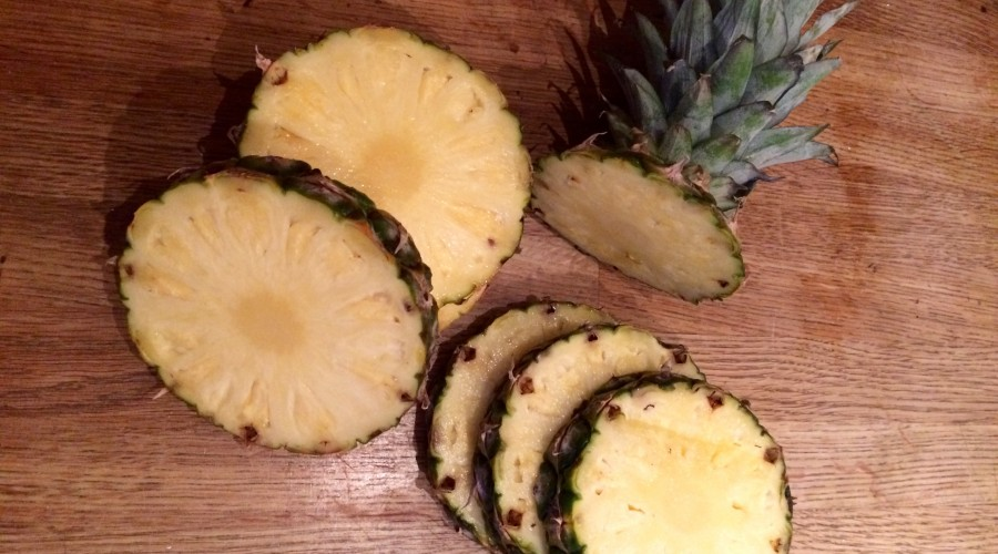 Pick up a Pineapple. History and Health Benefits.