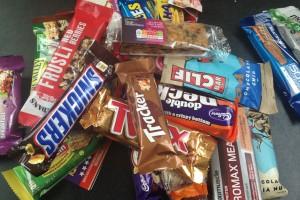 Mars bar or Flapjack ? Sports Nutrition